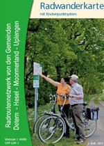 Fahrradwege Ostfriesland Karte.Knotenpunkttouren